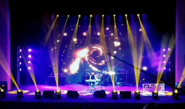 咪咕2018中国大学音乐舞台搭建,舞台灯光,舞美制作,设计,舞台租赁一站式服务