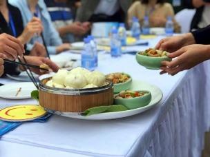川菜会展大会食物图
