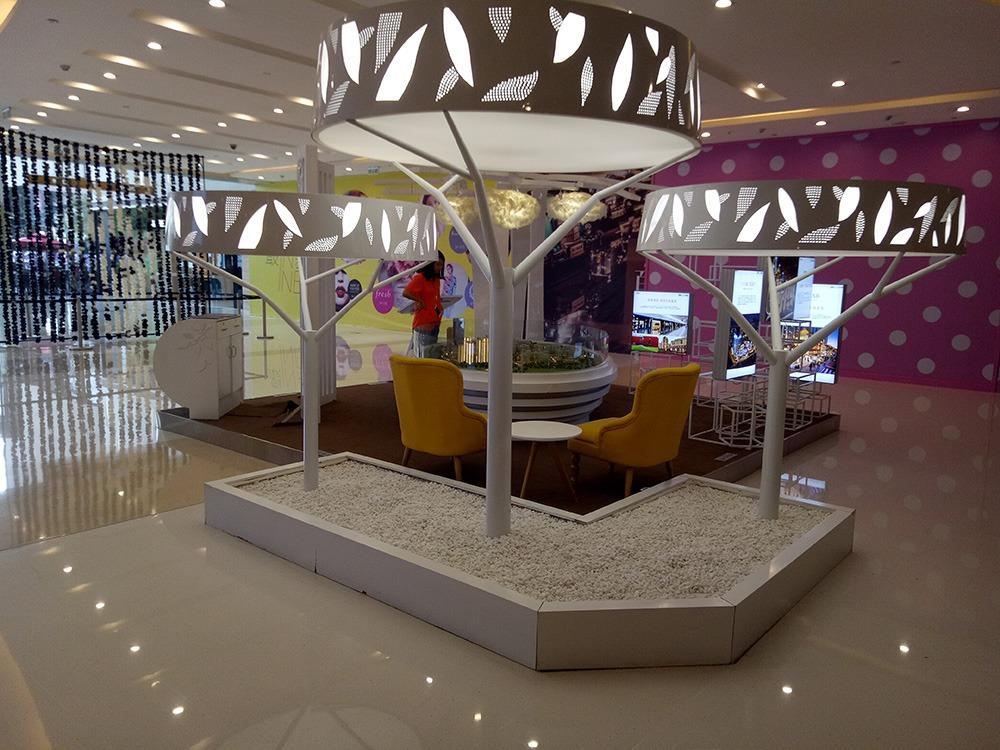 商场展台设计