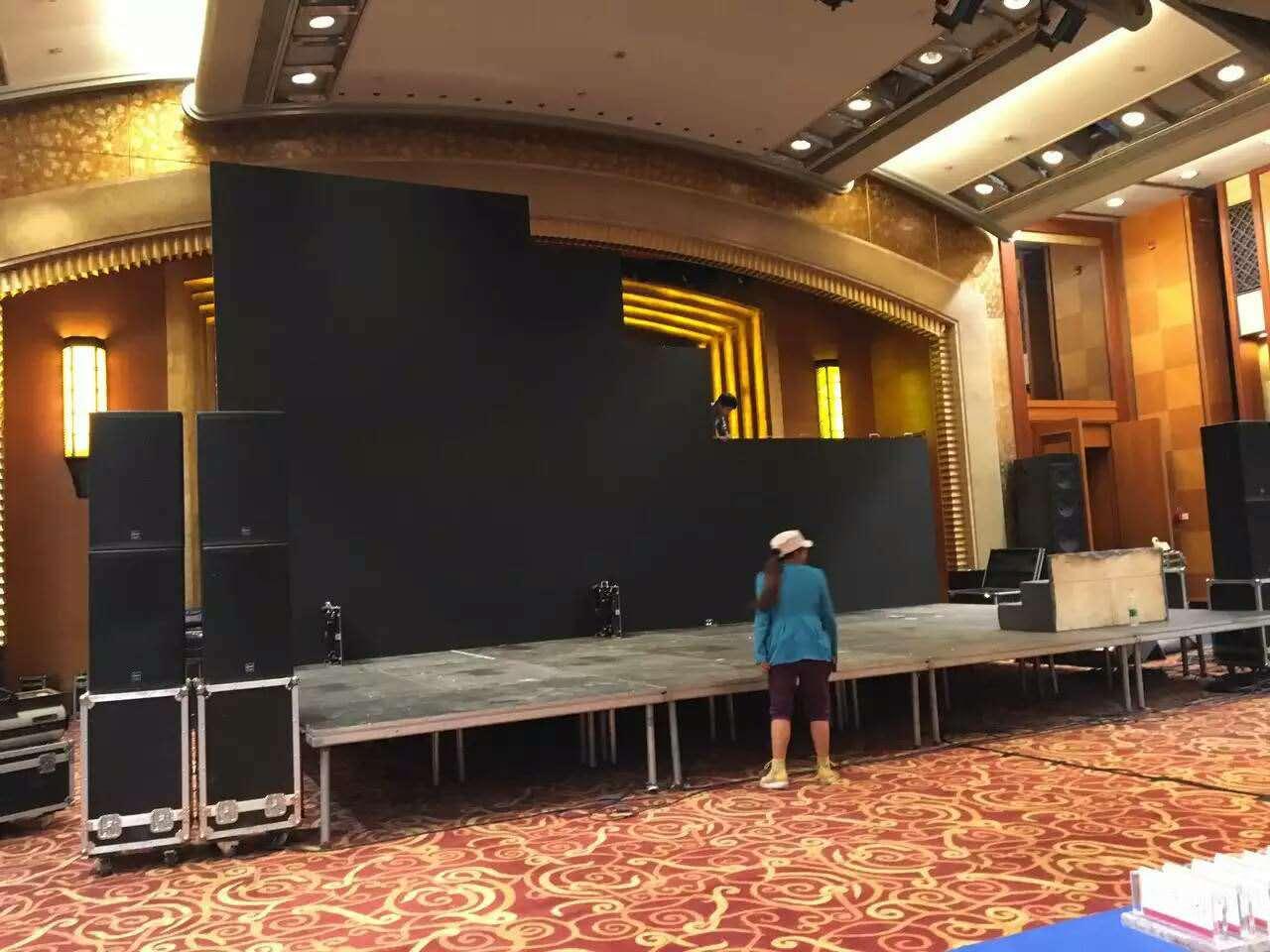 舞台搭建需要准备什么